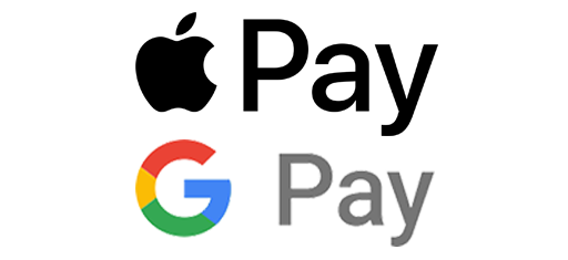 Apple Pay and Google Pay