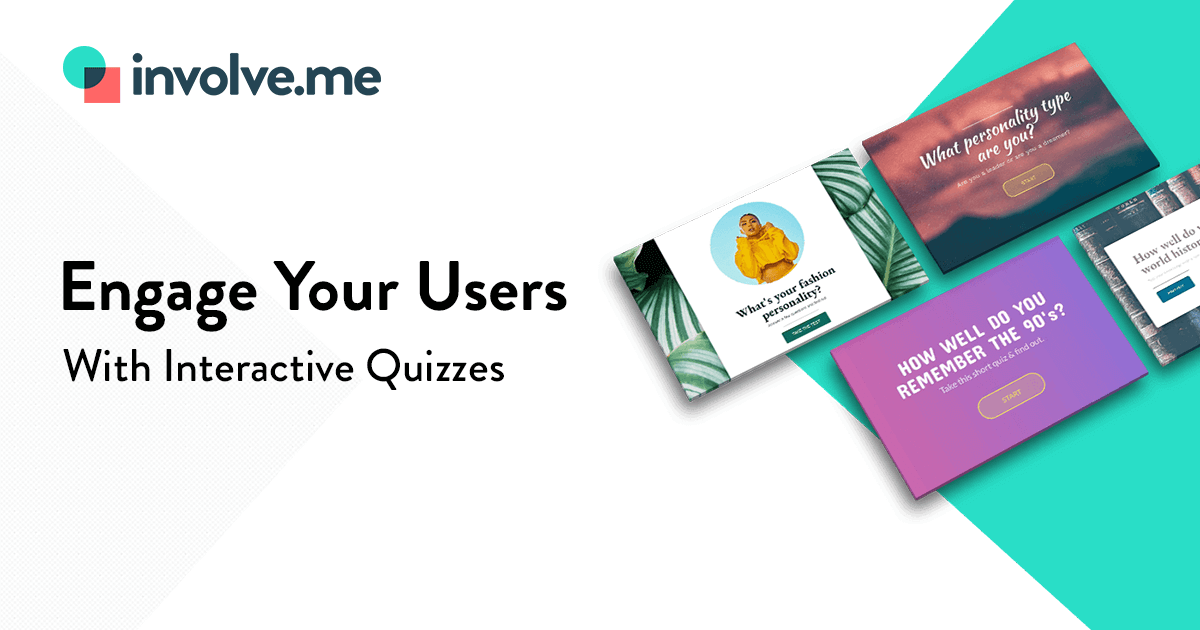 Make Your Own Quiz Online Free | involve me