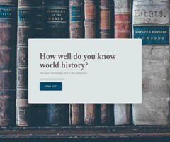 Test your history know how