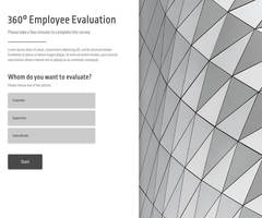 360 Employee Evaluation